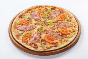 piza vezuvio