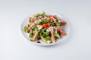 salat z proshuto