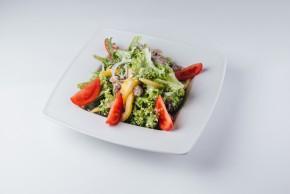 salat z telyatynoyu